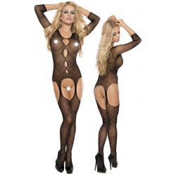 Bodystockings S-M/Black