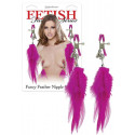 Ff Fancy Feather Nipple Clamps