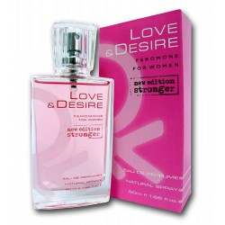 Love and Desire 50ml perfumy women