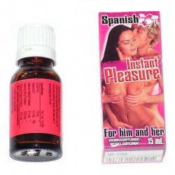 Spanish Instant Pleasure 15 Ml španělské mušky