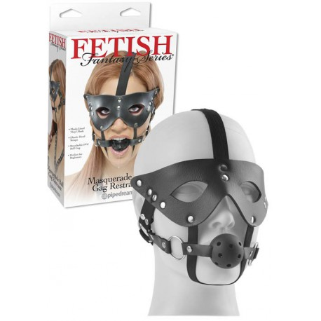 Masquearde Mask And Bal Gag