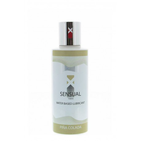 Xsensual Waterbased Lubricant Pinacolada