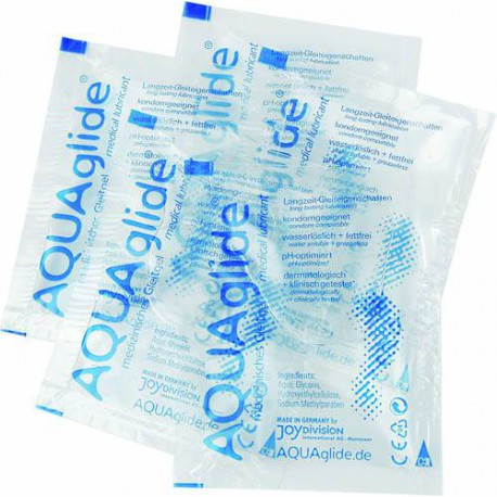 Aquaglide 3ml 50pcs
