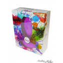 Wibrator - Egg Remote control. Func.:10. Violet.AAA