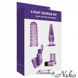 4 Play Couples Kit Kinx