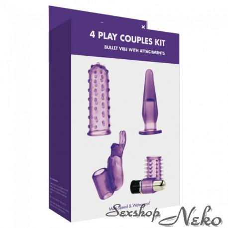 4 Play Couples Kit Kinx