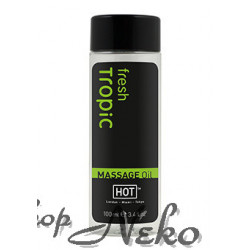 HOT MASSAGE OiL tropic - fresh 100 ml
