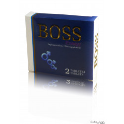 Boss Energy Ginseng 2ks