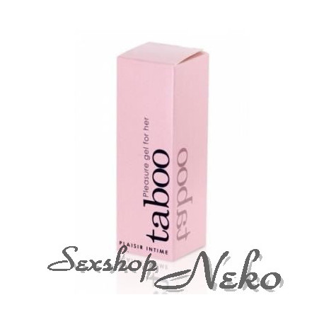 TABOO - PLEASURE GEL FOR HER
