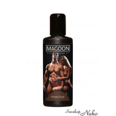 Masážní olej pižmo