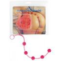Anální řetěz kuličky Jumbo Thai Beads
