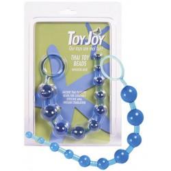 Anální řetěz kuličky Thai Toy Beads Blue