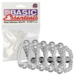 Basic Essentials Pearl Ring Large