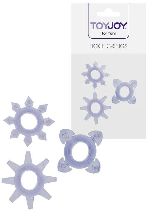 Tickle C-Rings